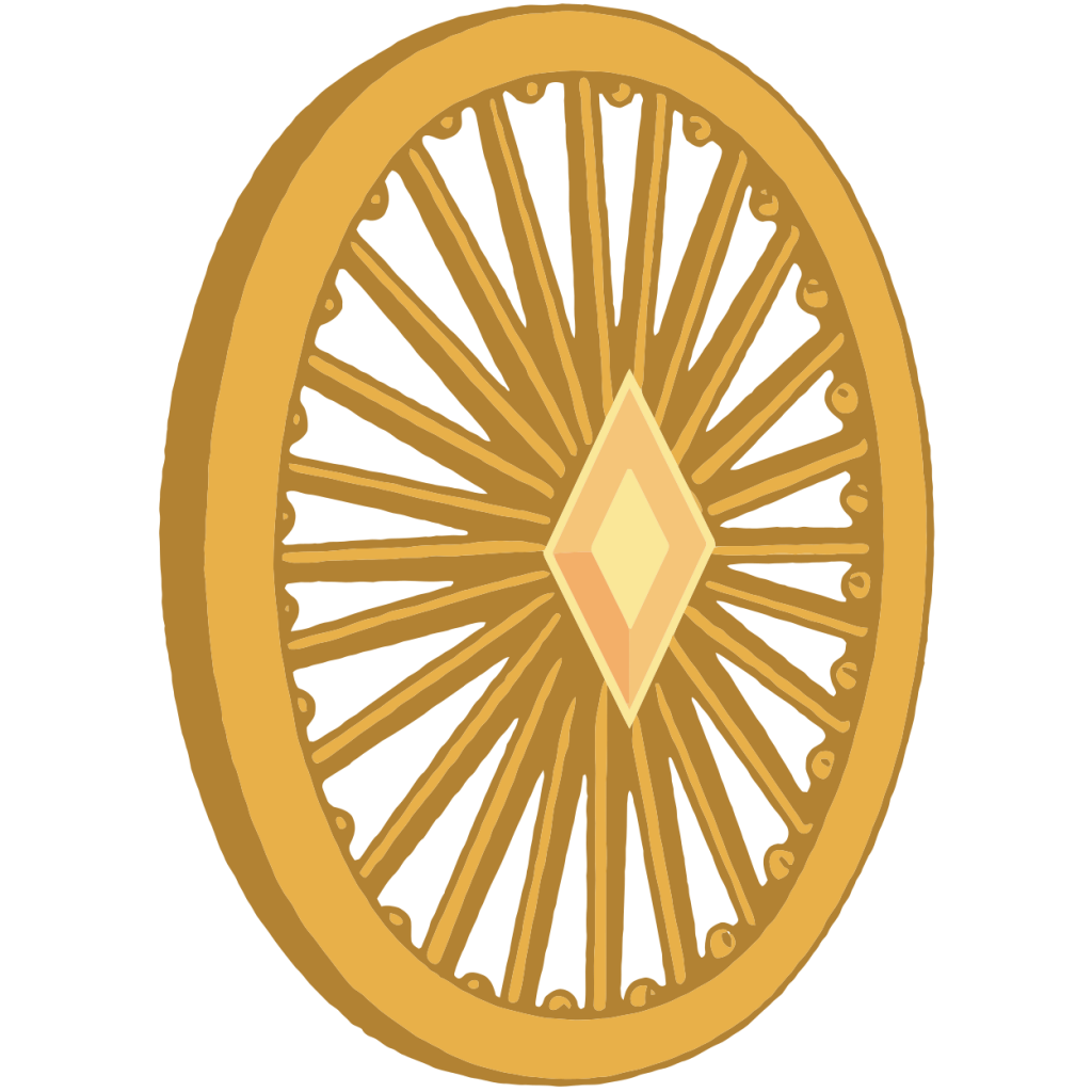 Wheel of Dhamma